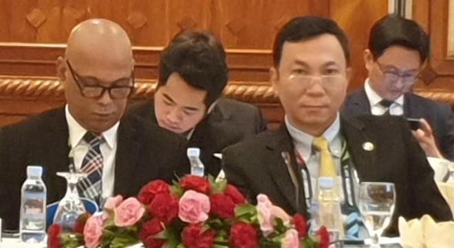 Tướng Campuchia làm chủ tịch LĐBĐ Đông Nam Á - Ảnh 2.