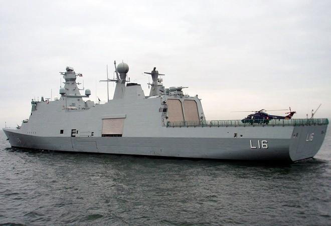 Hải quân Indonesia vươn lên hàng đầu Đông Nam Á nhờ khu trục hạm cực mạnh? - Ảnh 14.