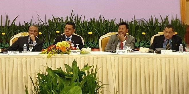 Tướng Campuchia làm chủ tịch LĐBĐ Đông Nam Á - Ảnh 3.