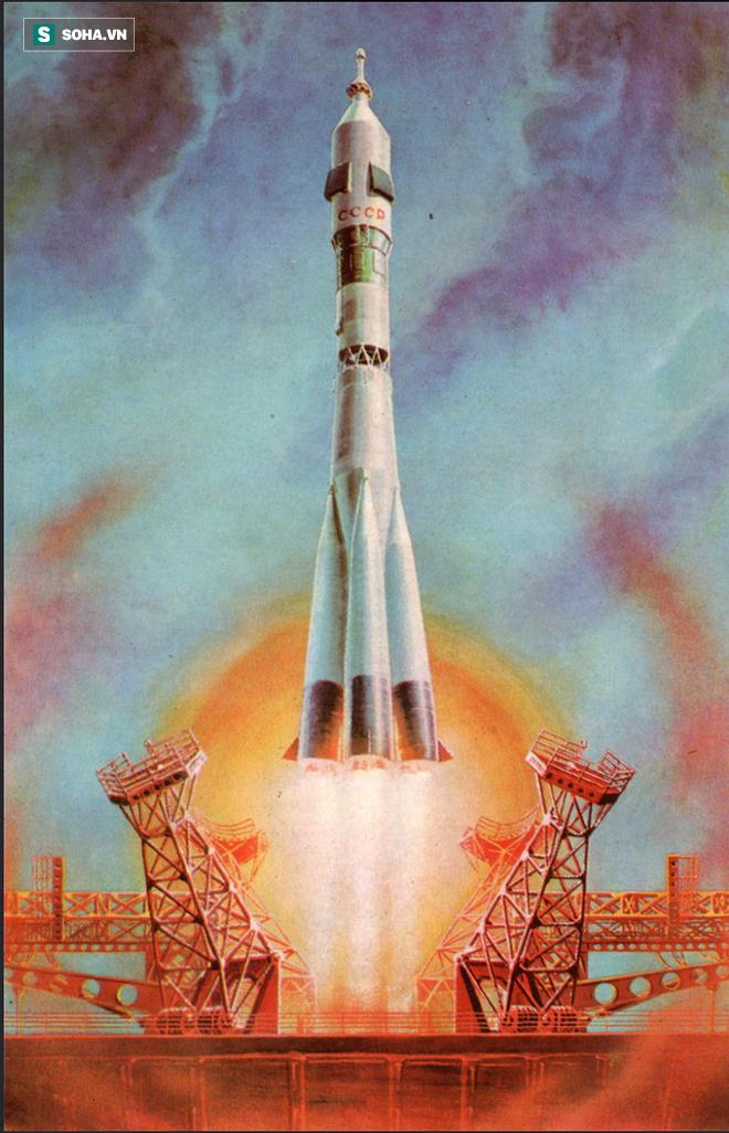 Đúng 54 năm trước: Đây là người đã giúp Liên Xô vượt mặt Mỹ trong cuộc đua không gian - Ảnh 2.