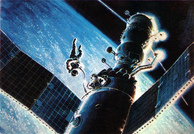 Đúng 54 năm trước: Đây là người đã giúp Liên Xô vượt mặt Mỹ trong cuộc đua không gian - Ảnh 5.