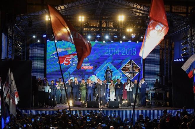 Chuyến thăm của ông Putin: Nhìn lại 5 năm quyết liệt của Nga đối với bán đảo Crimea - Ảnh 1.