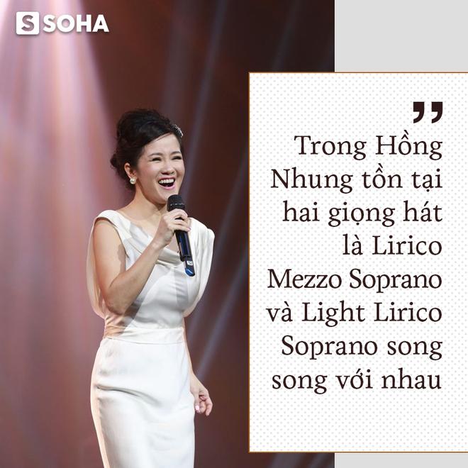 Hồng Nhung: Hát xuyên thủng trần nhà, khiến nhạc sĩ Trịnh Công Sơn phải nói 1 câu rất đặc biệt - Ảnh 8.