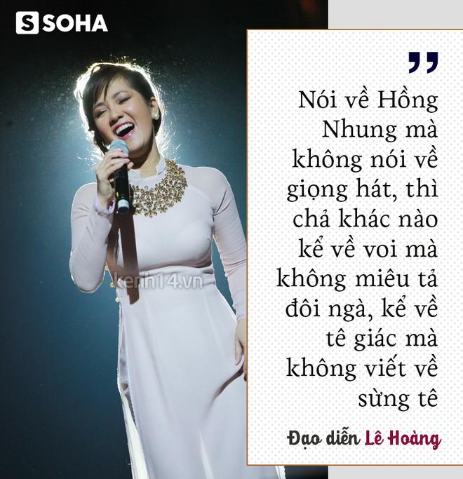 Hồng Nhung: Hát xuyên thủng trần nhà, khiến nhạc sĩ Trịnh Công Sơn phải nói 1 câu rất đặc biệt - Ảnh 1.