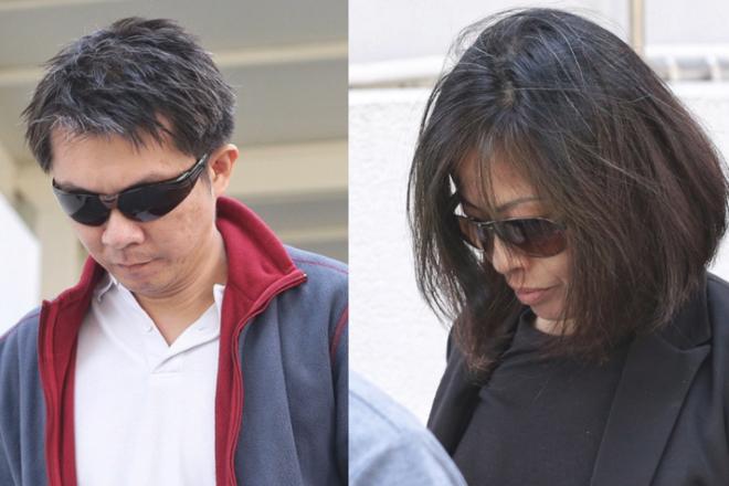 Các phiên tòa xét xử cặp đôi Tay - Chia kéo dài 31 ngày, vừa tuyên án hôm 18/2. (Ảnh: Strait Times)