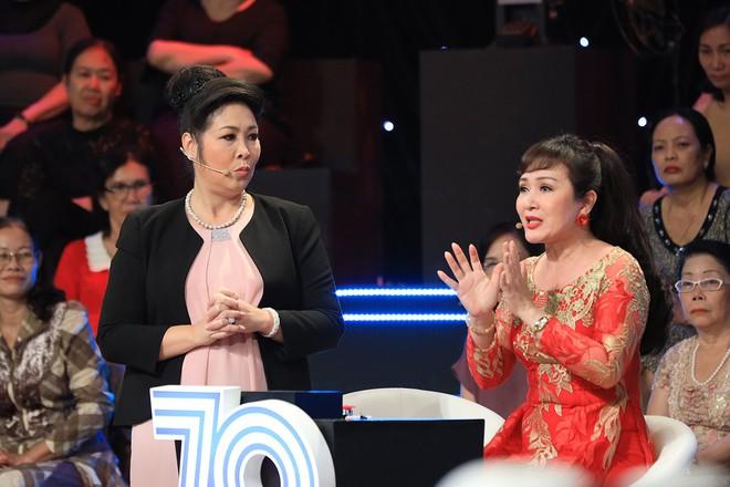 NSND Minh Hòa: Là vợ giả, tôi hiểu vì sao Lê Tuấn Anh yêu Hồng Vân đến như thế - Ảnh 2.