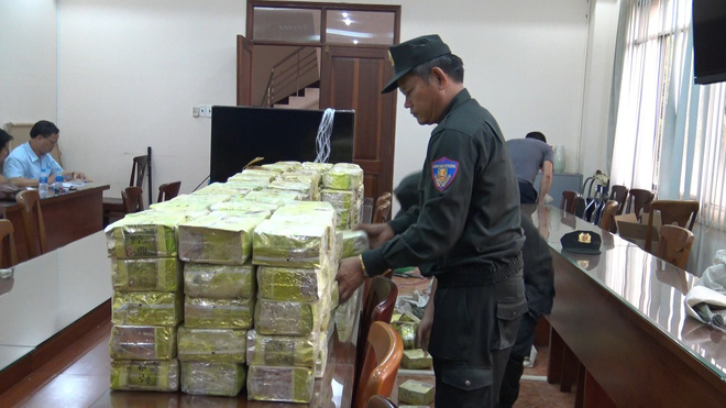 đường dây ma túy khủng nhất cả nước, Vụ 300kg ma túy, Tội phạm ma túy