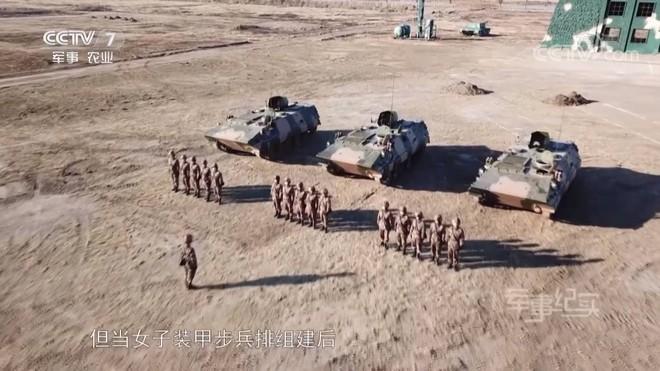 Kinh ngạc dàn vũ khí hạng nặng trong tay... nữ binh Trung quốc - Ảnh 10.
