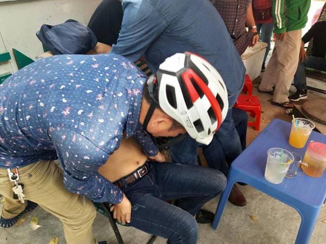 Công an bắt băng nhóm lái xe tải chở đầy ắp ma túy ở Sài Gòn - Ảnh 2.