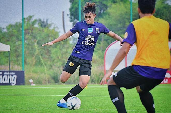 Niềm hy vọng của tuyển U23 Thái Lan tự tin: Việt Nam tiến bộ chóng mặt nhưng vẫn không thể bằng chúng tôi - Ảnh 1.