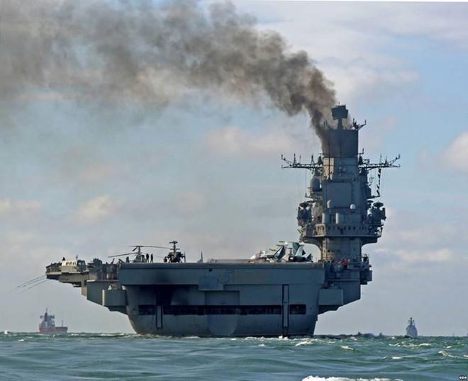 Mua tàu sân bay Trung Quốc: Nga có sẵn sàng giẫm lên kiêu hãnh và chấp nhận vết nhơ? - Ảnh 1.
