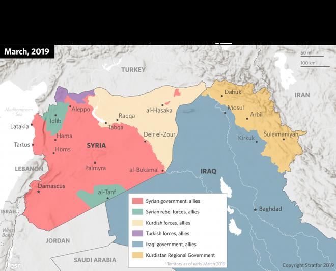 Dự báo sốc: Mỹ bỏ của chạy lấy người ở Trung Đông? - Ảnh 6.