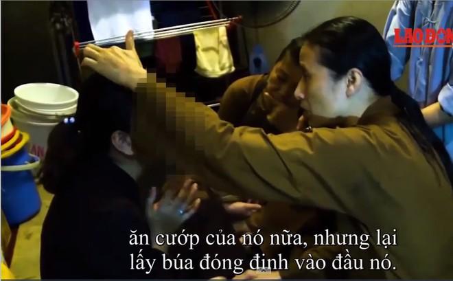 Phạm Thị Yến, chùa Ba Vàng, Gọi vong