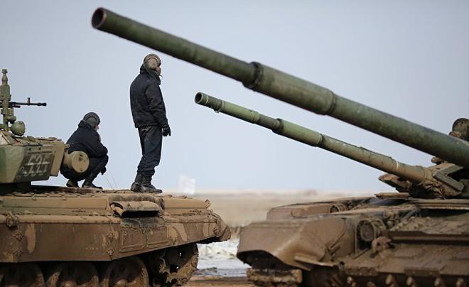 Trump 1 - 0 Putin: So găng quyết liệt trên thị trường vũ khí - Thời kỳ lành ít dữ nhiều - Ảnh 1.