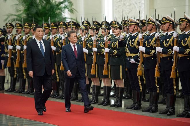 Ông Tập có khả năng đồng thời thăm Triều Tiên-Hàn Quốc, hóa giải mây mù giăng lối bán đảo - Ảnh 2.