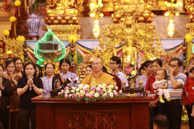 Đại đức Thích Trúc Thái Minh: Chùa Ba Vàng là chùa lớn nên bị ganh ghét, đố kỵ - Ảnh 1.