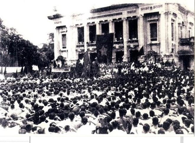 Tranh thủ cơ hội khi Thế chiến II gần kết thúc, đảng Cộng Sản phát động tổng khởi nghĩa - Ảnh 2.