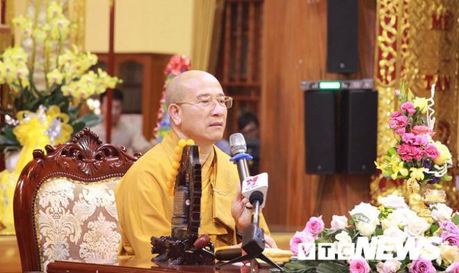 Nghi vấn chùa Ba Vàng truyền bá vong báo oán: Công an sẽ triệu tập bà Phạm Thị Yến - Ảnh 1.