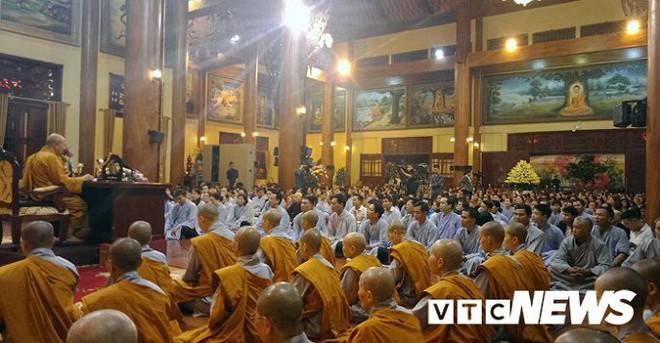 Nghi vấn chùa Ba Vàng truyền bá vong báo oán: Công an sẽ triệu tập bà Phạm Thị Yến - Ảnh 2.