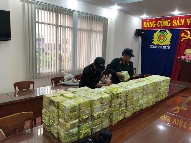 Vụ phá đường dây ma túy khủng nhất cả nước: Bộ Công an phối hợp với Cảnh sát Philippines bắt thêm 276kg ma túy - Ảnh 2.
