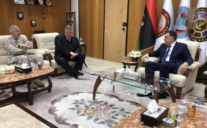 Cuộc đối đấu lớn giữa Nga-Mỹ ở Libya đã bắt đầu: Liên tiếp thi triển các nước cờ ngoạn mục - Ảnh 4.
