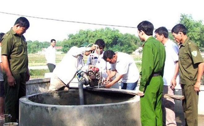 Cãi nhau với vợ, chồng ném con mới đẻ mấy ngày xuống giếng tử vong ở Nghệ An