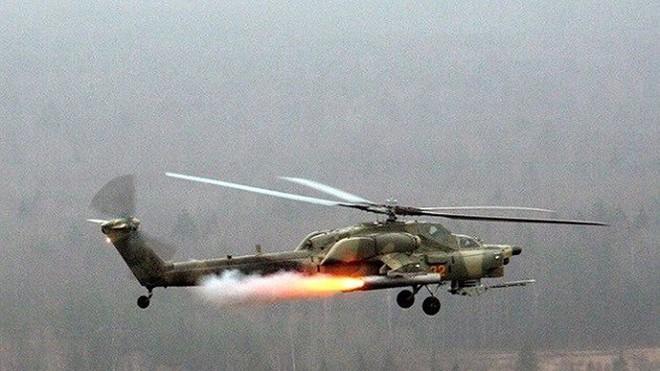 Nuốt bụi: Siêu thợ săn đêm Mi-28NM tôi luyện trong cát nóng Syria - Khủng bố khiếp sợ - Ảnh 2.