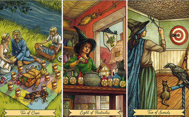 Rút một lá bài Tarot để biết được những biến động sẽ đến với tuần mới của bạn