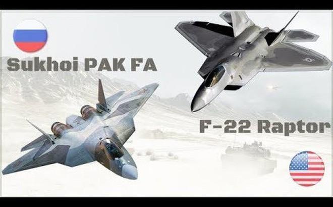 Mỹ gọi Su-57 Nga là đối thủ chết người của F-22