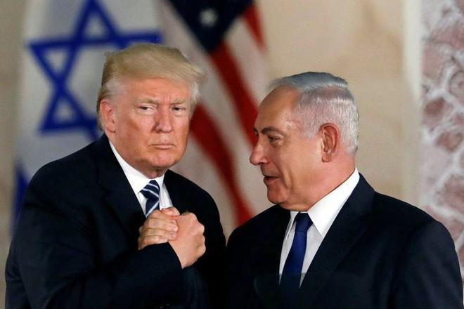 TT Trump bỏ mặc các đồng minh, tặng quà vô giá cho Israel: Đòn trời giáng với thế giới - Ảnh 1.