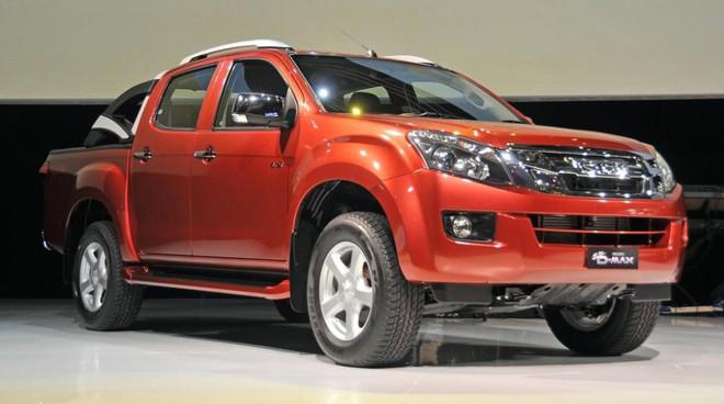 Trước giờ tăng lệ phí trước bạ: Đây là mẫu xe bán tải giảm giá khủng, rẻ nhất Việt Nam - Ảnh 3.