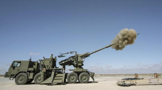 Châu Á nóng rần rần, lái súng Nam Phi chào hàng pháo khủng: Điểm đến ở đâu? - Ảnh 2.