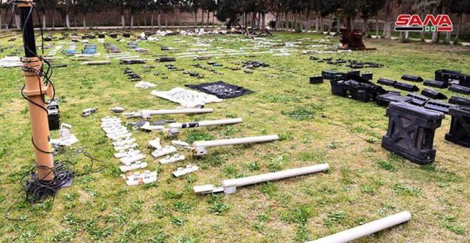 Quân đội Syria tiếp tục thu hoạch số lượng lớn vũ khí trang bị có nguồn gốc phương Tây - Ảnh 3.