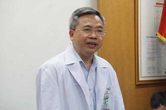 Bệnh viện Bạch Mai thông tin chính thức việc bác sỹ nói chuyện tại chùa Ba Vàng - Ảnh 1.