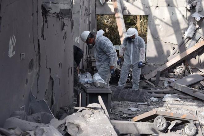 NÓNG: Israel bị tấn công nghiêm trọng - Thủ tướng Netanyahu khẩn cấp gặp TT Mỹ! - Ảnh 9.