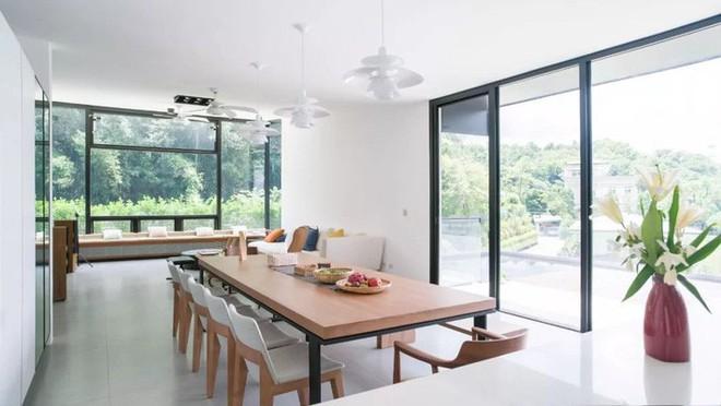 Ngôi nhà độc đáo không có mái giành huy chương vàng trong cuộc thi thiết kế nội thất - Ảnh 19.
