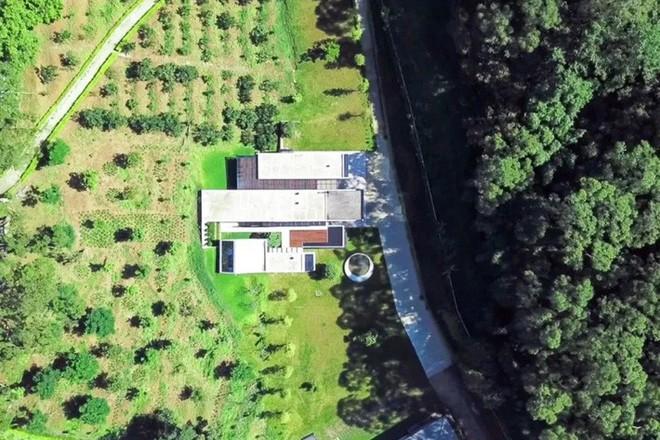 Ngôi nhà độc đáo không có mái giành huy chương vàng trong cuộc thi thiết kế nội thất - Ảnh 5.
