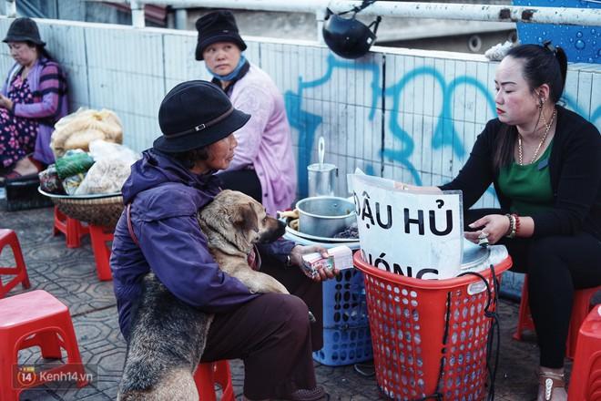 Câu chuyện đáng yêu của người phụ nữ bán vé số và chú chó lang thang ở Đà Lạt - Ảnh 5.