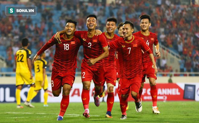"""Không chỉ Quang Hải, Hoàng Đức, U23 Việt Nam còn có một """"kèo trái"""" cực dị"""