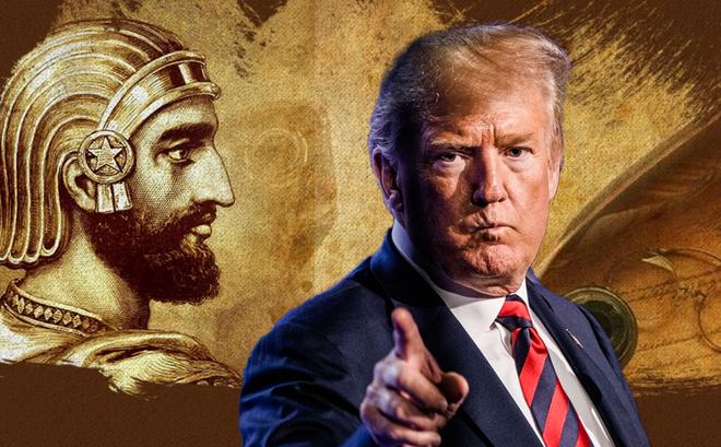 Cao nguyên Golan: Ông Netanyahu hàm ý gì khi so sánh ông Trump với vị Đại đế của Ba Tư cổ đại?