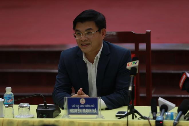 Quảng Ninh họp báo vụ chùa Ba Vàng: Đang thẩm định phát ngôn xúc phạm cô gái giao gà để xử lý theo luật - Ảnh 14.
