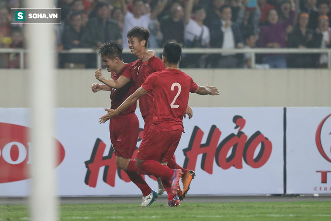 Cập nhật vòng loại U23 châu Á 2020: Đại thắng Thái Lan, U23 Việt Nam giành vé trực tiếp - Ảnh 1.