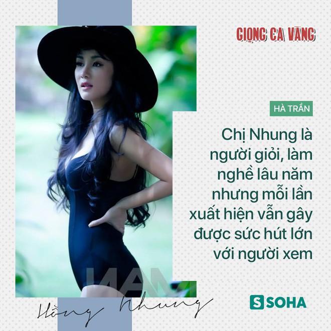 Hồng Nhung: Vẻ nóng bỏng ở tuổi 50 và nỗi đau của diva dám đi trước showbiz vài chục năm - Ảnh 4.