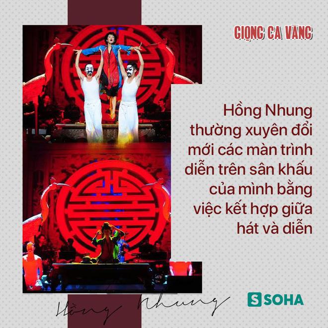 Hồng Nhung: Vẻ nóng bỏng ở tuổi 50 và nỗi đau của diva dám đi trước showbiz vài chục năm - Ảnh 8.