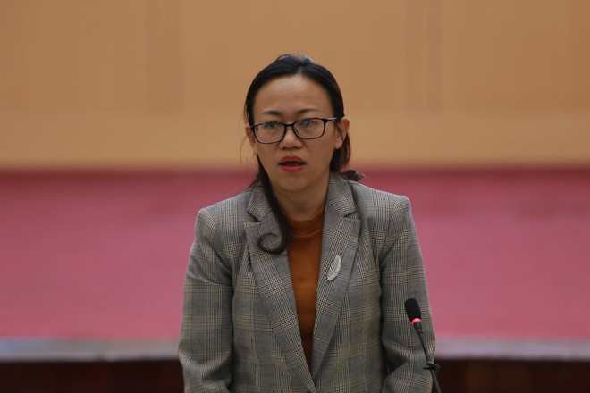 Quảng Ninh họp báo vụ chùa Ba Vàng: Đang thẩm định phát ngôn xúc phạm cô gái giao gà để xử lý theo luật - Ảnh 3.