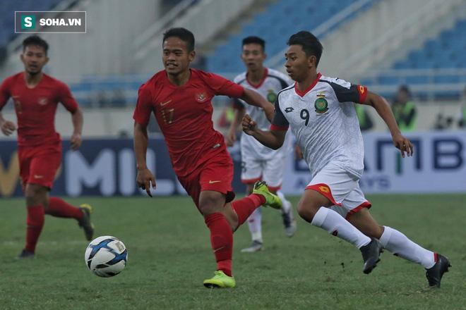 """Indonesia """"thoát hiểm"""" trước Brunei, gián tiếp gây bất lợi cho U23 Việt Nam - Ảnh 1."""
