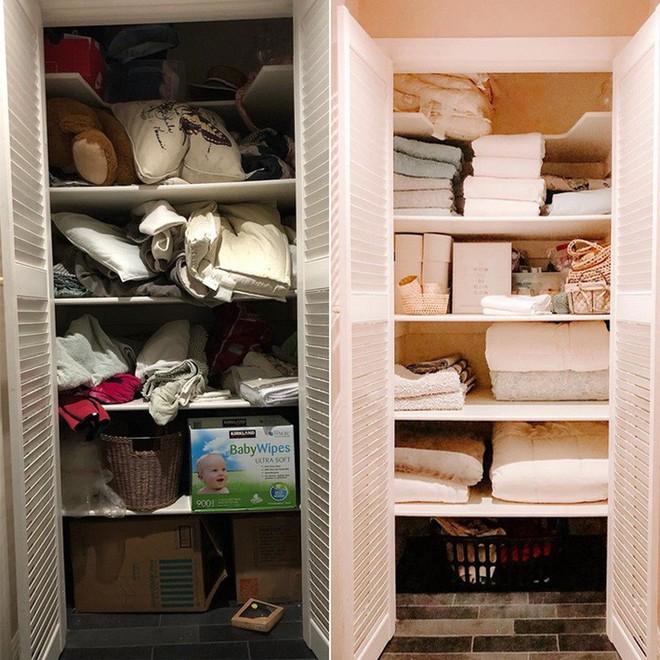 Bật mí 3 phép thuật dọn dẹp tủ quần áo của Kondo Marie: Vứt bỏ đồ cũng là cả một nghệ thuật - Ảnh 1.