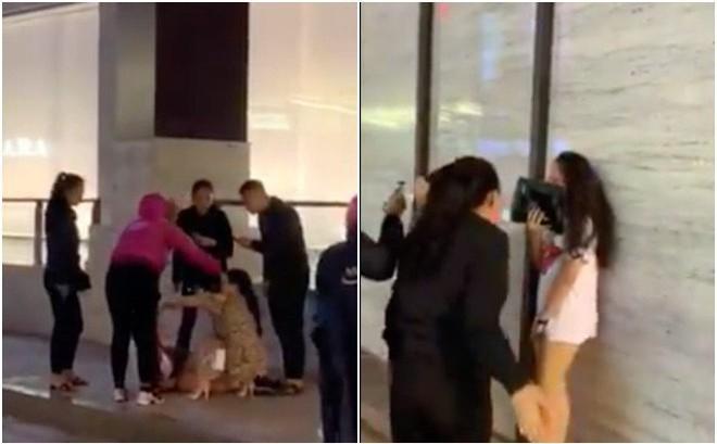Vụ cô gái xinh đẹp bị đánh ghen, lột váy khi đang bắt taxi: Đã xác định danh tính 4 đối tượng