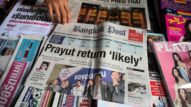 Bầu cử 2019: Dấu mốc chính trị lịch sử phơi bày thực trạng của Thái Lan - Ảnh 1.