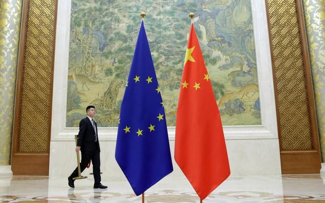 Mặc rượu champagne và nhân dân tệ, châu Âu một lòng vẫn là hòn đá tảng cản đường Trung Quốc? - Ảnh 4.